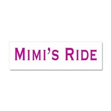 Mimis Ride Car Magnet 10 x 3