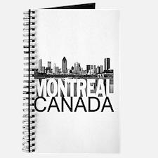 Montreal Skyline Journal
