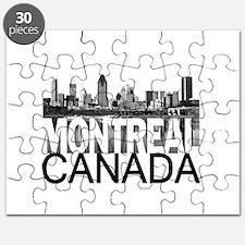 Montreal Skyline Puzzle