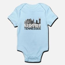 Nashville Skyline Infant Bodysuit