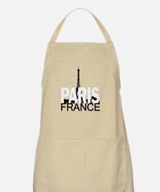 Paris Skyline Apron