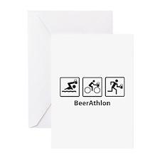 BeerAthlon Greeting Cards (Pk of 20)