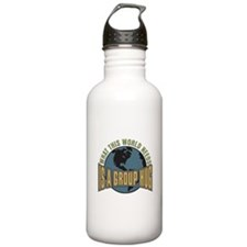 What this World Needs Water Bottle