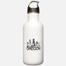 Portland Skyline Water Bottle
