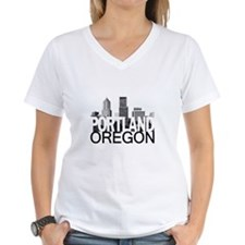Portland Skyline Shirt