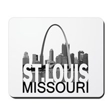 St. Louis Skyline Mousepad