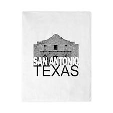 San Antonio Skyline Twin Duvet