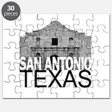 San Antonio Skyline Puzzle