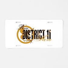 Rue Hero D11 Aluminum License Plate