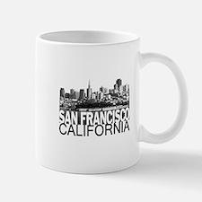 San Francisco Skyline Mug
