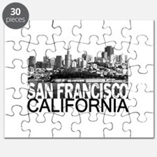 San Francisco Skyline Puzzle
