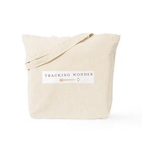 Tracking Wonder logo Tote Bag