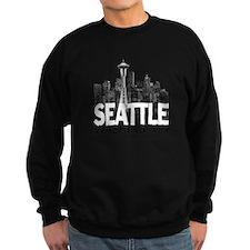 Seattle Skyline Sweatshirt