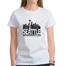 Seattle Skyline Tee
