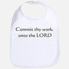 Commit thy works unto the Lord Bib