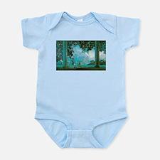 Maxfield Parrish Daybreak Infant Bodysuit