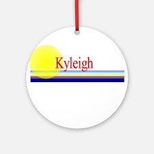 Kyleigh Ornament (Round)
