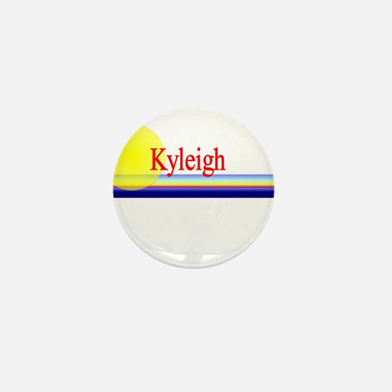 Kyleigh Mini Button