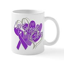 Alzheimer's Disease Love Hope Cure Mug