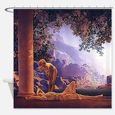 Maxfield Parrish Daybreak Shower Curtain