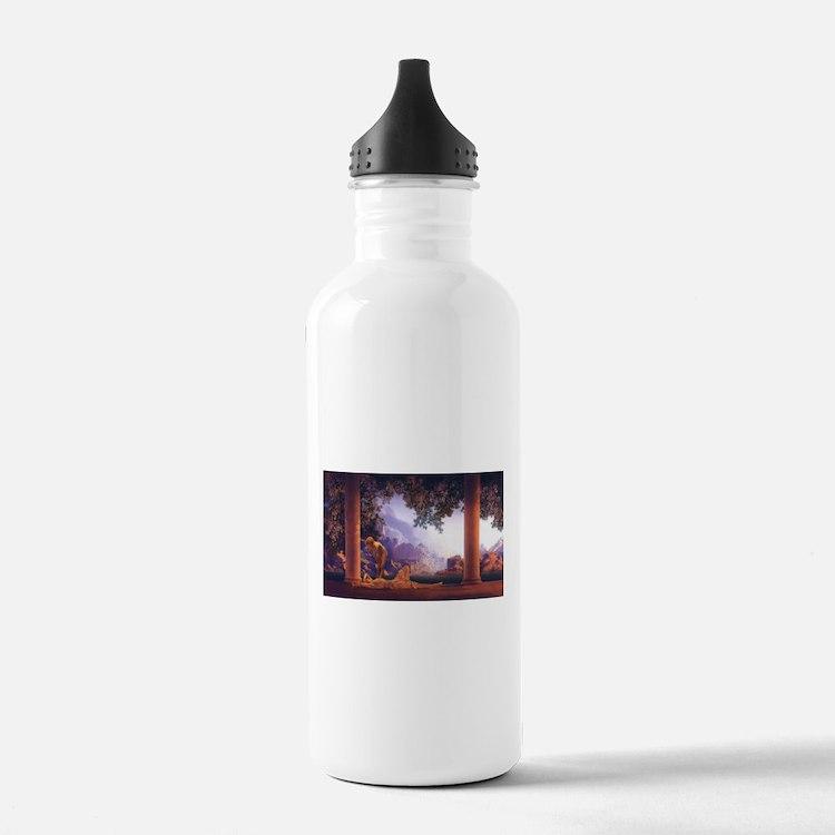 Maxfield Parrish Daybreak Water Bottle