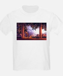 Maxfield Parrish Daybreak T-Shirt