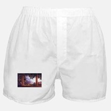 Maxfield Parrish Daybreak Boxer Shorts