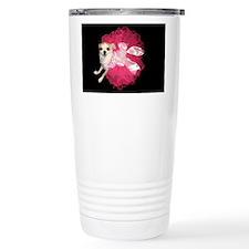Moo Pink Travel Mug