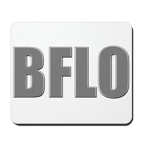 Buffalo Abbreviated Mousepad