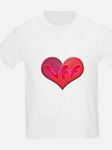 BFF Heart T-Shirt
