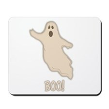 Boo the Ghost Mousepad