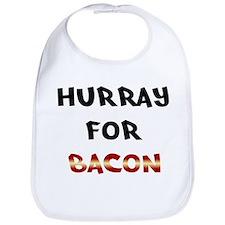 Hurray for Bacon Bib