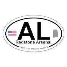 Redstone Arsenal Decal