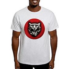 Vintage style Jaguar head emblem T-Shirt