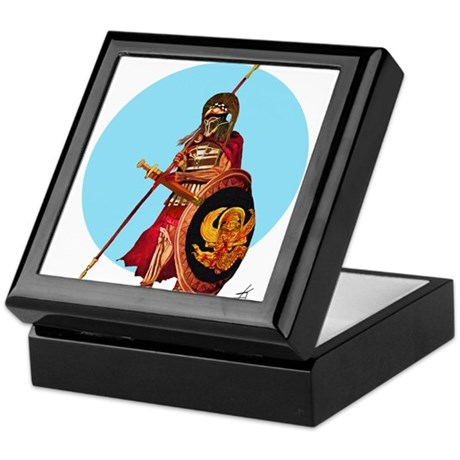 THE LAST SPARTAN Keepsake Box