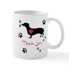 Doxie Love Mug