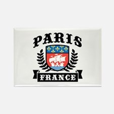 Paris France Rectangle Magnet