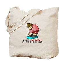 Diet Tote Bag