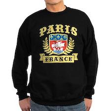 Paris France Sweatshirt