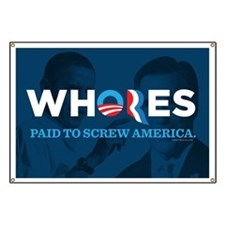 Whores 2012 Banner