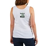 Yes, It's A Hemi Tractor Women's Tank Top
