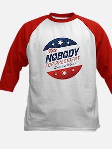 Nobody for President Tee