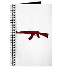 Grunge AK-47 Journal