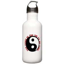 Yin Yang Love Water Bottle