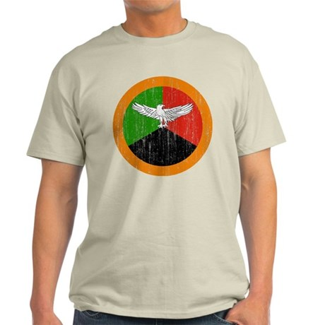 Zambia Roundel Light T-Shirt