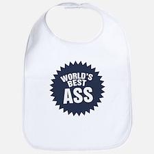 Worlds Best Ass Bib