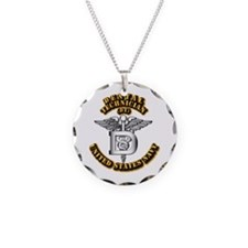 Navy - Rate - DT Necklace