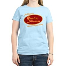 Dont forget my senior discount T-Shirt