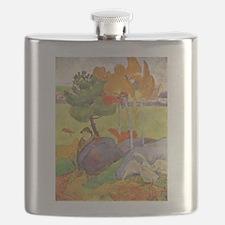 Rural France, Gauguin Flask