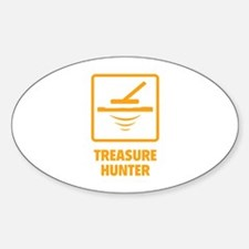 Treasure Hunter Decal